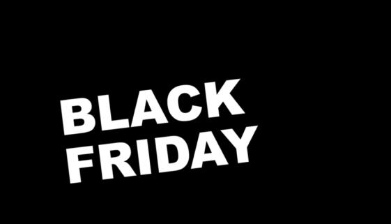 De bedste tilbud for en studerende på Black Friday